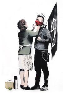 banksy-punk